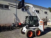 Vendo mini carregadeira bobcat